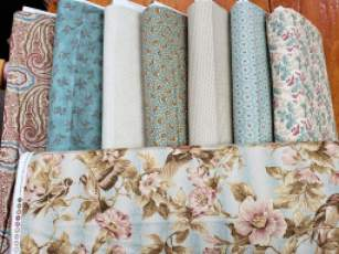 New Moda fabric collection
